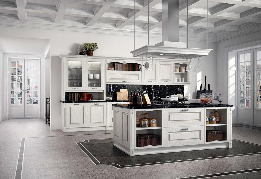 Diseño de cocinas de estilo tradicional